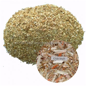 Dried Red Crab Shell for animal feed (Ms.Dora)