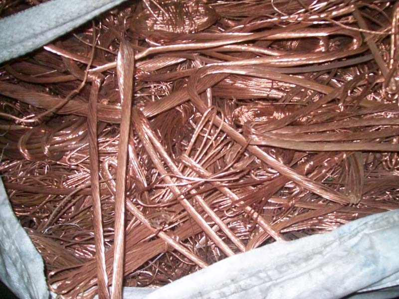 Copper Wire scrap/ bare bright coppercopper scrap wire 99.99%