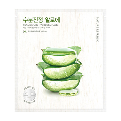 NATURE REPUBLIC Real Nature Hydro gel Mask