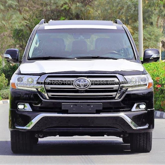 CHEAP MODEL LAND CRUISER 200 V8 ELEGANCE 4.5 TURBO DIESEL 7-SEATER AUTOMATIC TRANSMISSION FOR SALE IN DUBAI