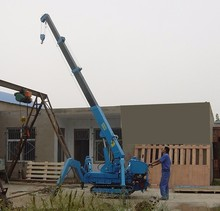 Mini Crawler crane / spider crane