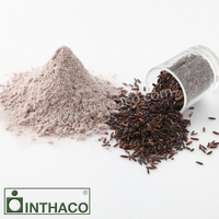 Black Rice Powder Natural Extract Spray Dry Brand Inthaco