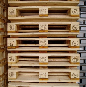 Quality Used and New Epal/Eur Wood Pallets