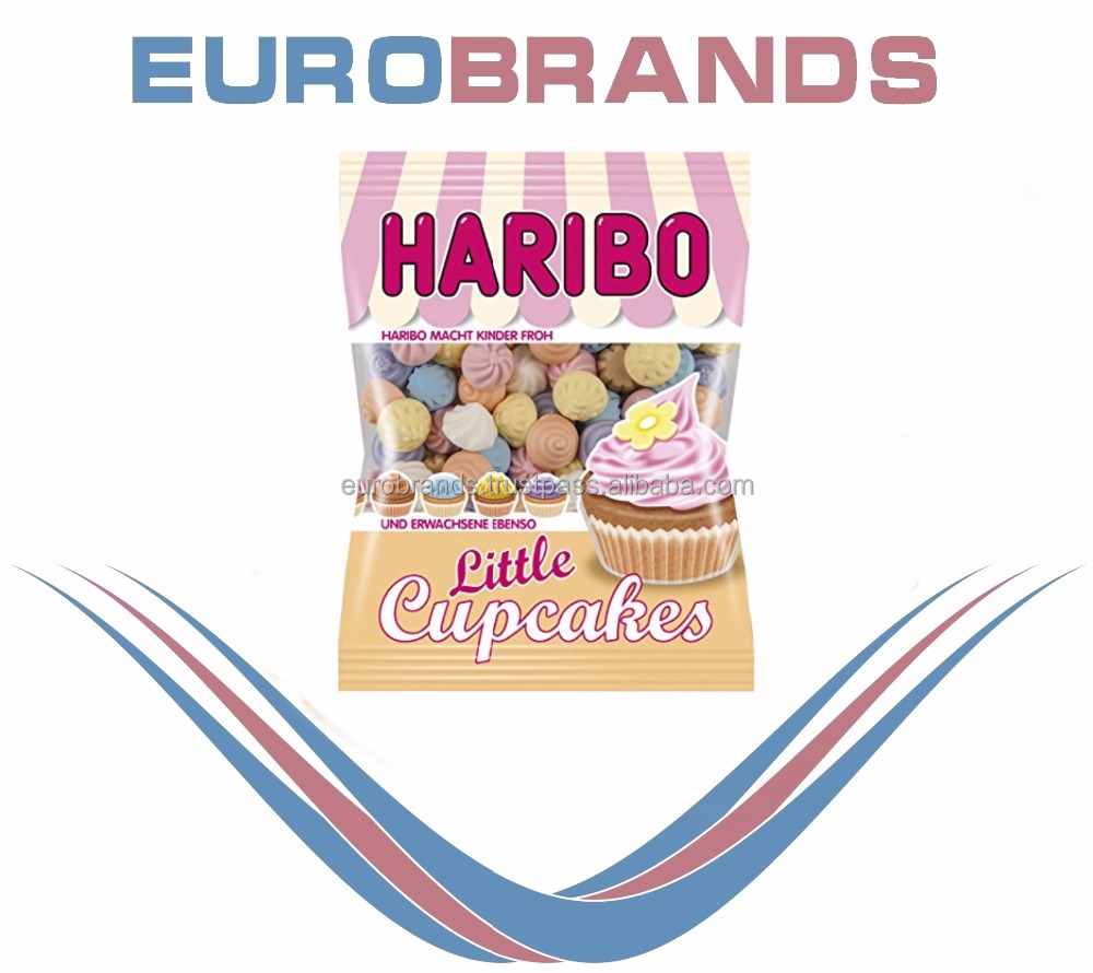 Haribo Little Cupcakes 175g.