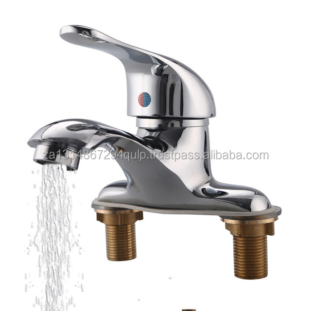 HOT AND COLD WATER BASIN FAUCETS