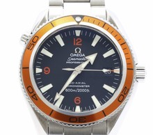 Used Mint Condition high Brand Used OMEGA Seamaster Planet Ocean AT SS Watches for bulk sale. Many brands available.