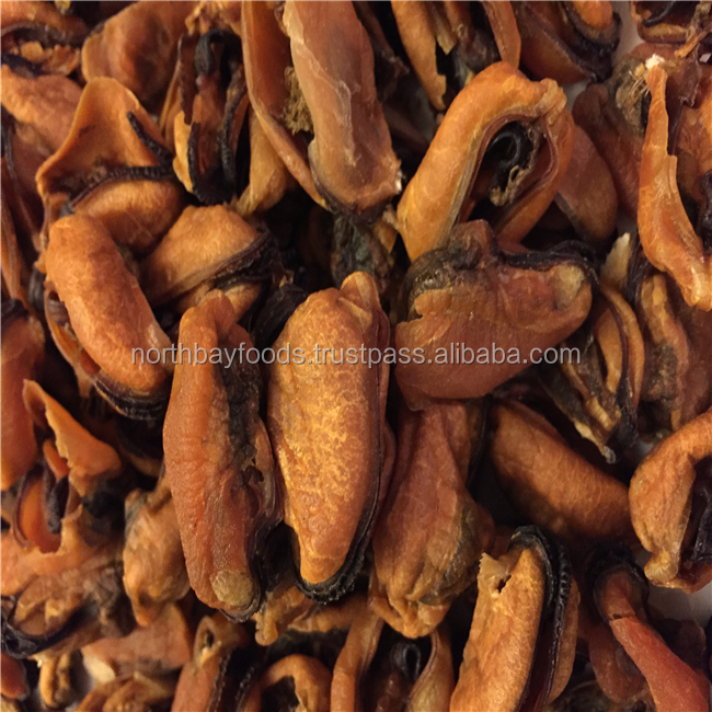 Best selling seafood shellfish cooked dried mussel meat new season without shell