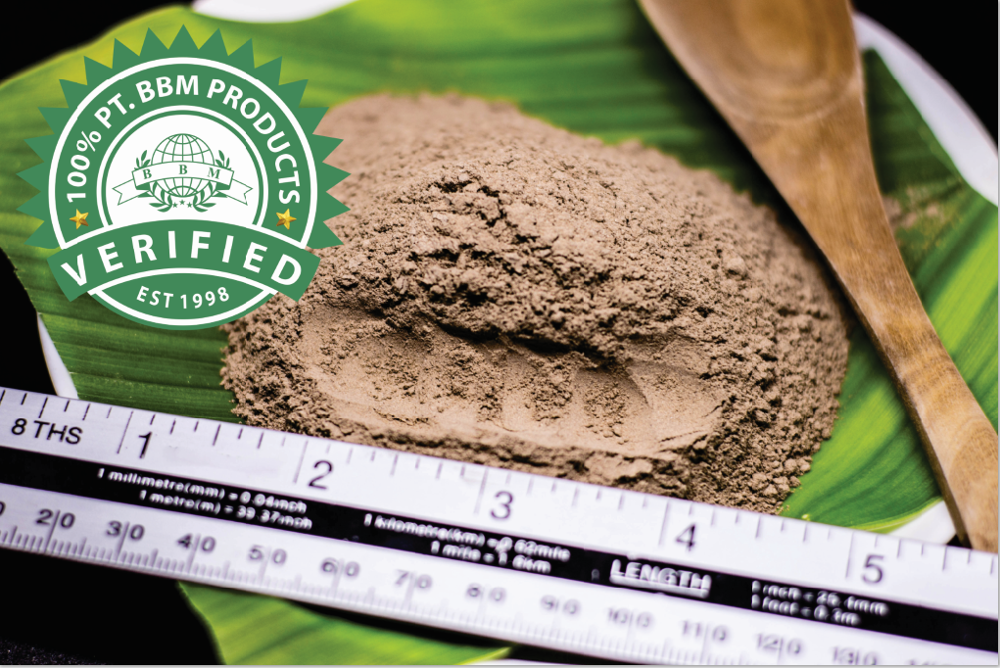 Indonesia Natural Sodium Calcium Bentonite Powder Clay RAW for Foundry Cosmetics Industrial