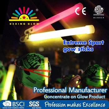 outdoor lighting swimming glow sticks 8hrs view outdoor light