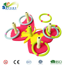 NBR ring toss game - Jigsaw Ring Toss