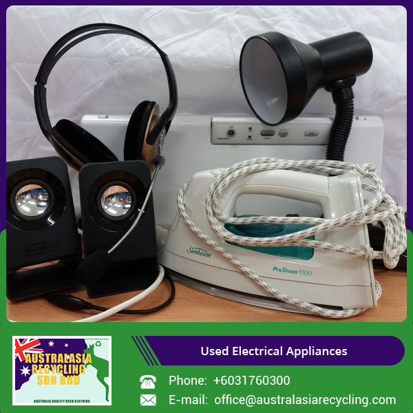 Excellent Range of Top Quality Used Electrical Appliances for Home
