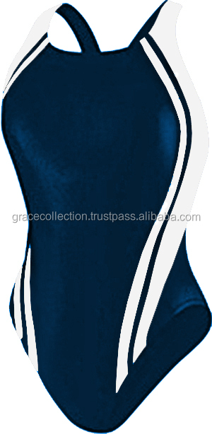 Ladies custom made swimsuit for girls