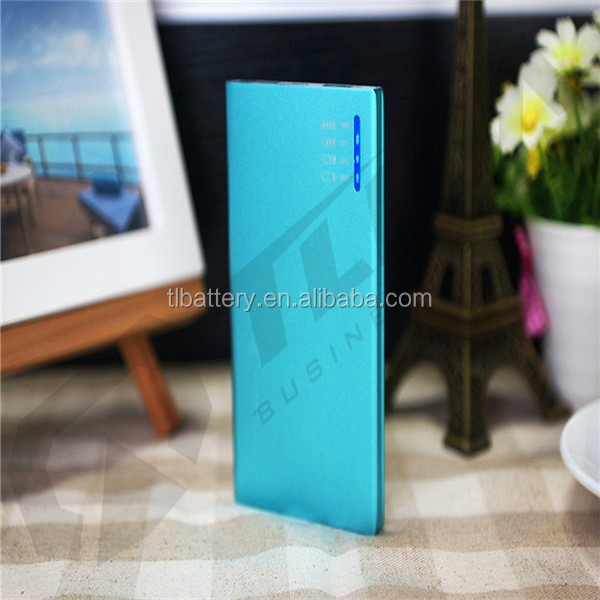 2018 New Design 6800mAh Power Bank Polymer Battery charger for mobile phone