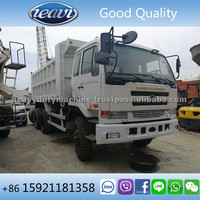 Used Japanese Nissan UD 6*4 Tipper Dump Truck