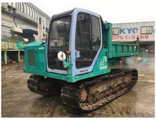< SOLD OUT>USED KOMATSU CD60R-1 CRAWLER DUMP FROM JAPAN