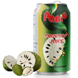 Fresh Healthy High Nutrition Soursop Juice - OEM