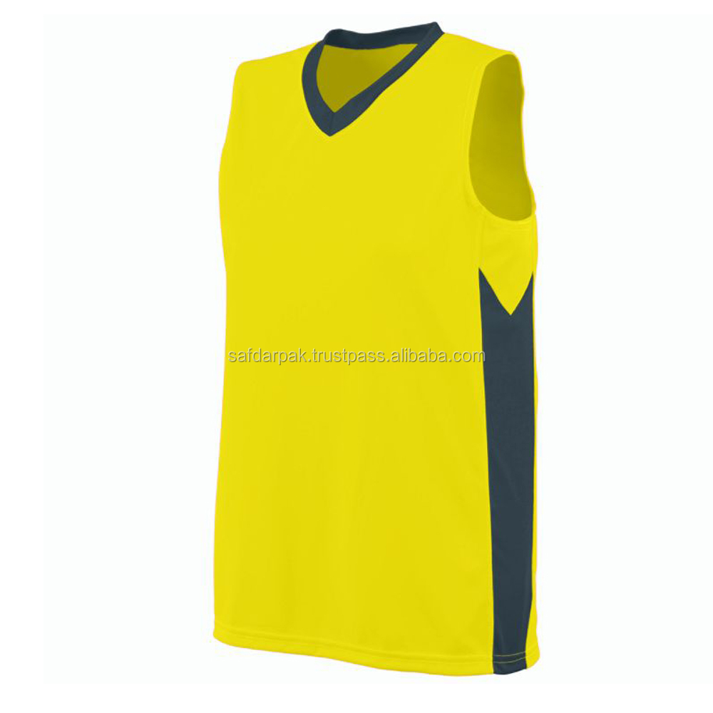 Latest Design Basketball Jersey Custom Design Logo Sublimation Basketball