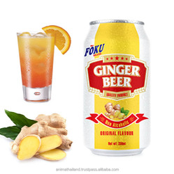 HOT SALE GINGER BEER NON ALCOHOLIC DRINK