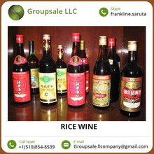 Cost Effective Highly Demanded Rice Wine Available for Wholesale Purchase
