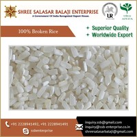 Pure Quality Sortex/ Moisture 100% Broken Rice with Strong Aroma