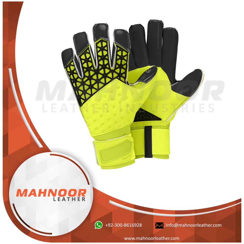 Customized Goal Keeping Gloves Best Quality