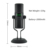 2018 new Microphone shape BluetoothSpeaker with metal stand