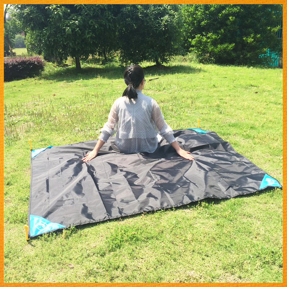 Beach Blanket No Sand: Ss-083 2017 Factory Directly Lightweight And Waterproof