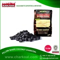 Pillow Shaped Coconut Shell Charcoal for Bulk Purchase