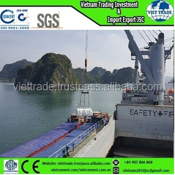 Top sale VIETNAM Portland cement export to Philippines