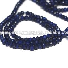 Wholesale Price 3-5 mm Lpais Gemstone Rondelle Faceted Loose Beads