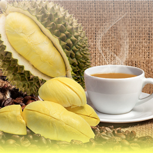 Malaysia rich and creamy taste Durian white coffee