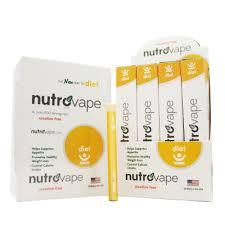New NutroVape Inhalable Diet Aid, 200 Inhalations