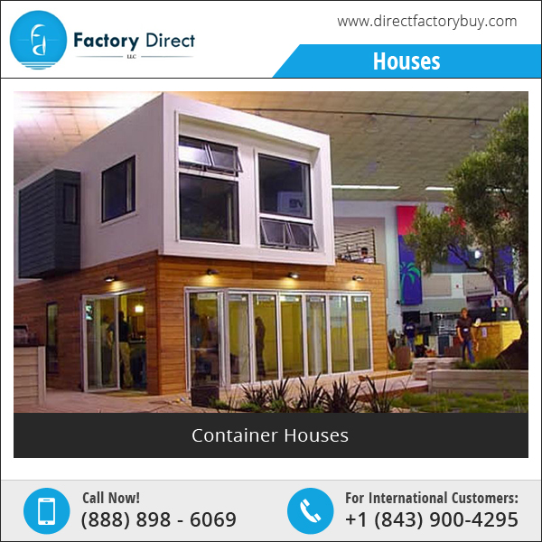 Ready Made Expandable Prefabricated Two-Storey Luxury Living Solid Container House Price