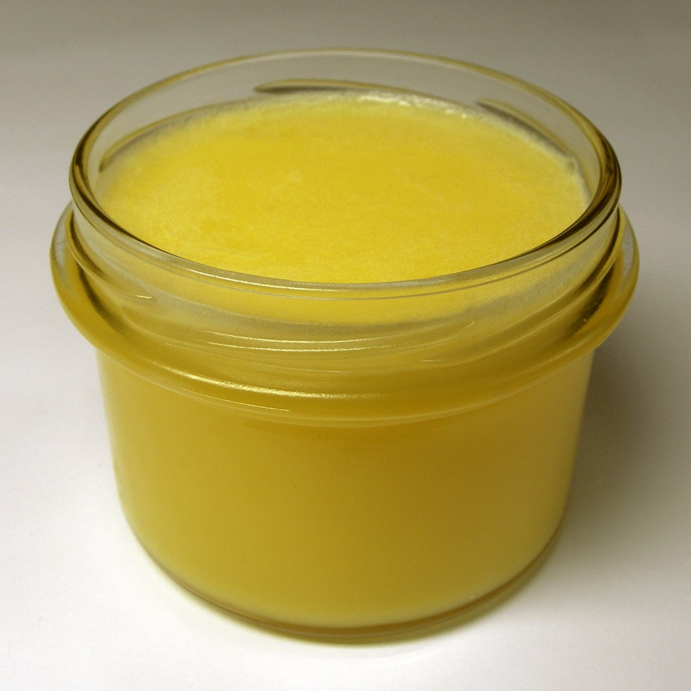 Premium Grade Pure Cow Butter Ghee (Anhydrous Milk Fat)