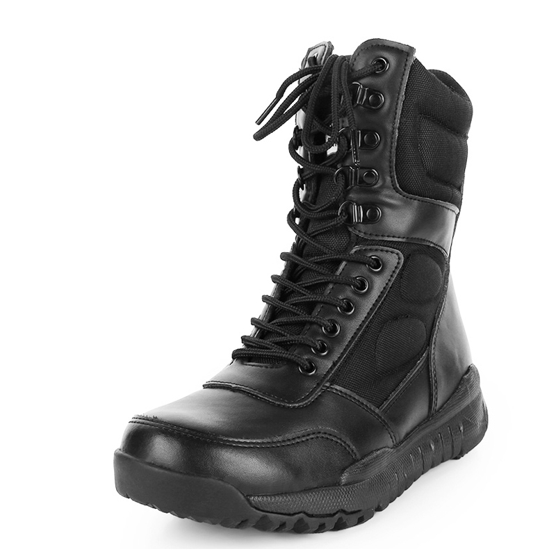 army forced issued dual density PU injection safety <strong>boots</strong> for tactical research