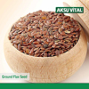 Flaxseed Milled Ground Flax Seed Powder Linseed Flour Health Care Premium Food Products semilla de lino (polvo) ...