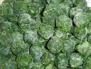 PREMIUM QUALITY WORLD MARKET STANDARD GRADE AAA BQF FROZEN SPINACH FOR SALE