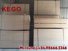 Types of Bintangor face veneer Natural Wood for furniture plywood