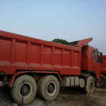 China sale used Volvo FM9-12 used tipper trucks