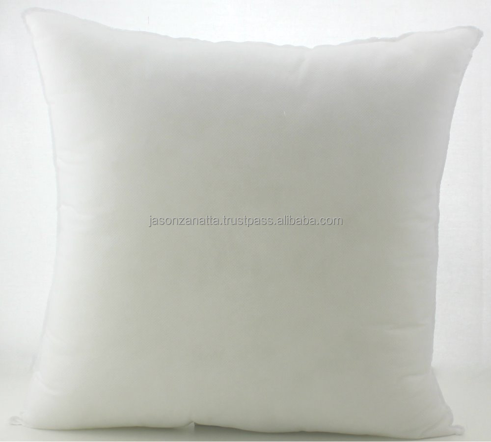 "Inset Cushion Pillow Form 18x18"" - 4 Pack"