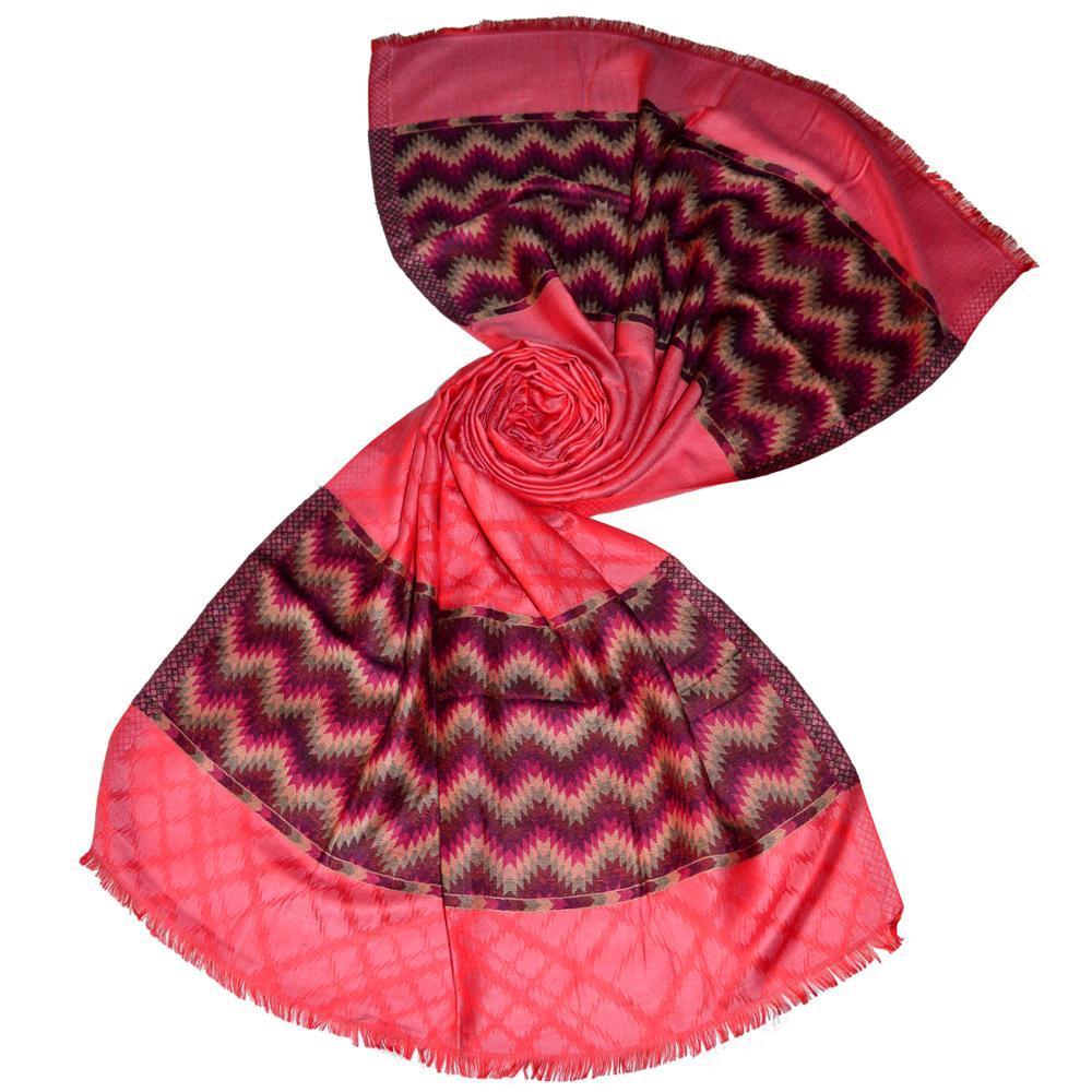 Stylish patterns hijab scarf excellent quality soft & natural modal yarn