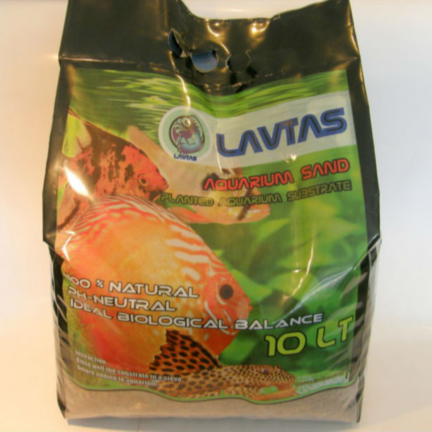 Lava sand for Planted Aquariums