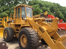 Used CAT966F Loaders for sale caterpillar 938g/950/966E/980 wheel loader