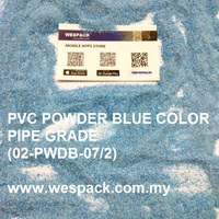 PVC POWDER BLUE COLOR 02 PWDB
