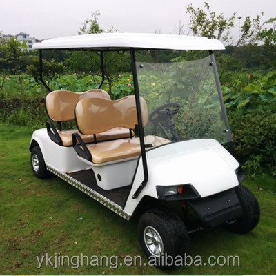chinese factory price and good quality cheap 2 seat mini electric golf cart for sale