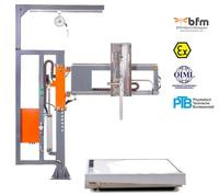 SDM - 3 EXproof Barrel Filling Machine