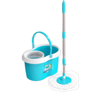 #360 Spinning Mop # Floor cleaning handy mop 14L - No.339 - Duy Tan Plastic - tangkimvan(at)duytan(dot)com
