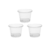 PP Plastic Food Grade Portion Souffle Cup With Lid From Malaysia Manufacturer