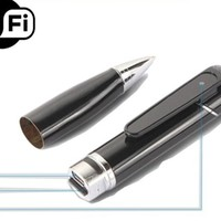 Mini IP Camera In Pen