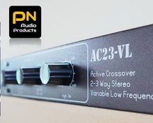 Best Sound !! Active Crossover 2-3 Way Stereo with Frequency Cards (AC23-VL) as BSS FDS 360